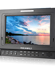 "FEELWORLD 7"" IPS 1280x800 Camera-Top 3G-SDI Field Monitor with Tally, Peaking,Histogram FW-1D/S/O"
