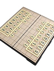 Folding Chessboard Magnetic Pawn Travel Portable Shogi