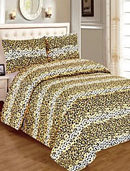 100% Microfiber Printed Sheet Sets Queen