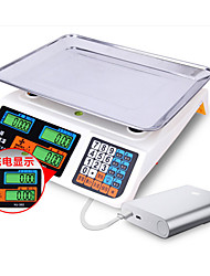 30kg kitchen scale electronic scale scale supermarket vegetable fruit scale