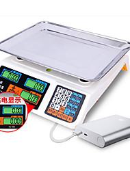 escala frutas supermercado escala vegetal balança de cozinha 30 kg balança eletrônica
