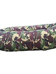 Travel Inflatable Sofa Travel Rest Foldable