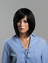Bobs Straight Amazing Short Human Hair  Wigs