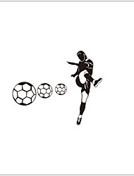 Sports Wall Stickers Plane Wall Stickers Decorative Wall Stickers,vinyl Material Removable Home Decoration Wall Decal