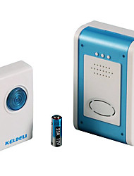 Kai Deli Intelligent Wireless Remote Digital Electronic Doorbell (9509D)