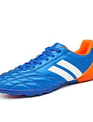 Fußball Damen / Herren / Jungen / Mädchen / Unisex Schuhe Kunststoff Schwarz / Grün / Königsblau