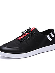 Men's Shoes Casual Fashion Sneakers Black / Red / White/Grey