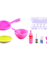 Doll Accessories, Kitchen Tool Set Cooking Utensils Cooking Every Family Toy Kitchen Girl 9 Sets