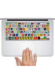 "Floral Keyboard sticker Logos Laptop Decal for MacBook Air 13"" MacBook Pro Retina 13'/15"" MacBook Pro15"" MacBook Pro 17"