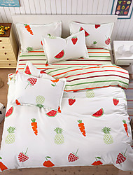 Cotton/polyester Duvet Cover Set 1pc Duvet Cover 1pc Bed Sheet Set 2pcs Pillowcase Bedding Set