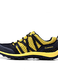 Camssoo Men's Hiking Mountaineer Shoes Spring / Summer / Autumn / Winter Damping / Wearable Shoes Yellow 39-40