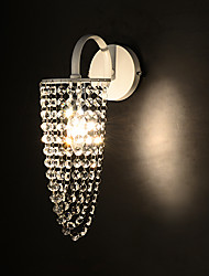 AC 110-120 AC 220-240 60 E14 Modern/Contemporary Feature for Crystal Wall Sconces Wall Light
