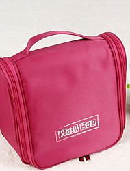 Women PVC Casual Carry-on Bag Pink / Red / Black