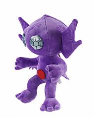 Pocket Little Monster Model Sableye Soft Plush Stuffed Doll Toy