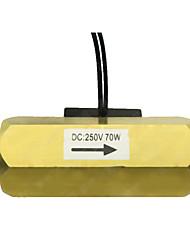 переключатель желтый цвет