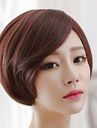 Short Cute Bobo Wave Synthetic Wigs