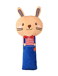 Children's Safety Belt Holder Baby Sleeping Seat Belt Shoulder Sleeve Lovely Cartoon Antile neck Belt Rabbit