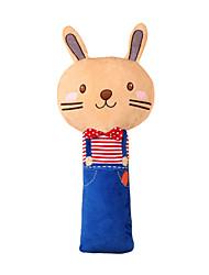 детский ремень безопасности держатель младенца спать ремень безопасности плечо рукав прекрасный мультфильм antile шеи ремень кролика
