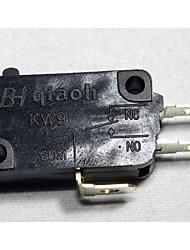 kw9 micro-interruptor viagens mudar pequeno interruptor r balanço tipo haste de fábrica de fornecimento directo de base