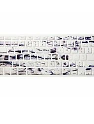 SoliconeKeyboard Cover For13.3 '' / 15.4 '' Macbook Pro avec Retina / MacBook Pro / Macbook Air avec Retina / MacBook Air