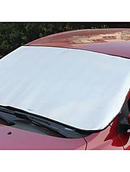 Automobilzuliefer- Schatten Schnee Block Auto Sonnenfrontzahnsonnenschutz Isolierung Visier Baumwollperlgarn