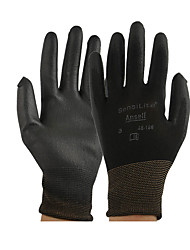 ansell® 92-600 luvas de borracha nitrílica grossas luvas de borracha química resistência à perfuração de 50 pares