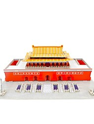 China great architecture 3D jigsaw thinking skill toy