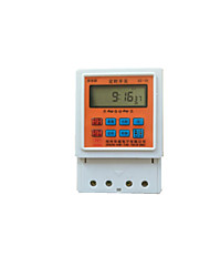 Orange & White Time Control Switch Dz10