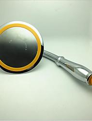 zy-1082 de 6 polegadas de aço inoxidável e um chuveiro, rotação de 360 graus