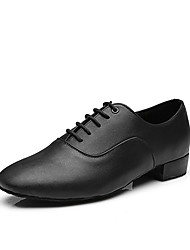 Men's Dance Shoes Jazz / Ballroom Dancing/Modern Dance Shoes Black