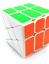 Yongjun® Cube velocidade lisa 3*3*3 / Alienígeno profissional Nível Cubos Mágicos Branco PVC