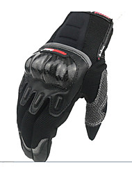 New Off-Road Motorcycle Riding Gloves Full Finger Mobile Phone Touch Screen Knight Gloves Carbon Fiber Anti Fall