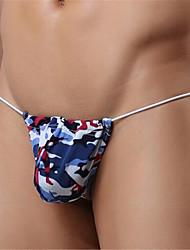String Pour des hommes Spandex