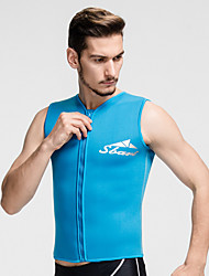 SBART Men's Diving Suit/ Front Zipper / Wearable / Windproof / Shockproof / smooth / Thermal / Warm Drysuits