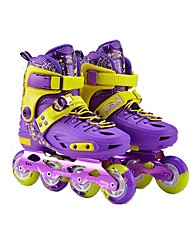 Music show RX1S slalom skate children full set inline skating shoes