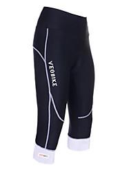 Running Crop / Bottoms Women's Sweat-wicking Elastane / Tactel Yoga / Exercise & Fitness / Cycling/Bike / Running Sports High Elasticity