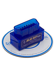 mini-ELM327 v1.5 Bluetooth OBD Super 1.5 hardware, menor consumo de energia