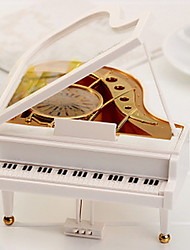 The Piano Music Box Shape