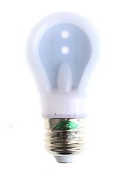 6W E26/E27 Lâmpada Redonda LED G60 20 SMD 2835 470-780 lm Branco Quente / Branco Natural Decorativa AC 85-265 V 1 pç