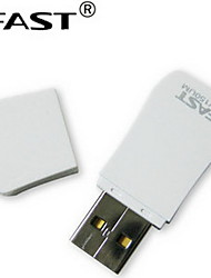 rápido 10 / 100Mbps mini-USB WiFi adaptador de rede placa de adaptador receptor placa wireless