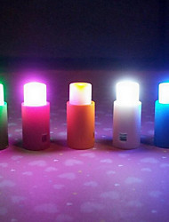 (5pcs/Pack) Creative Sucker LED Night Light