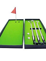 Mini Golf Driving Range Golf Gift Set Pen