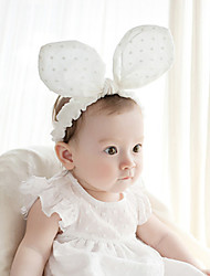 Kid's Lovely Cute Rabbit Ears Shape Headband(1-6Years Old)