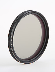 Orsda® ND2-400 52mm / 55mm Adjustable Coated (16 Layer) FMC Filter