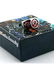 World Of Warcraft  Red Alloy Ring Accessories