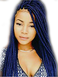 "Havana mamboTwist 24"" Crochet Twist Hair Box Braids hair Extensions  Crochet Braids Hair Senegalese Twist"