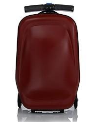 Unisexe PVC Extérieur Bagages Multicolore