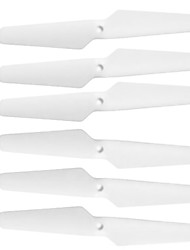 MJX X400 / X600 MJX X400/X600 Propellers / Parts Accessories RC Airplanes / RC Quadcopters White PET