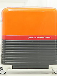 Unisex PVC Professioanl Use Travel Bag Blue / Green / Orange