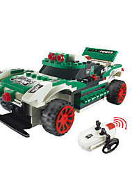 Plastic blocks car off-road vehicles